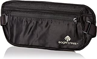Eagle Creek Silk Undercover Travel Money Belt, Black
