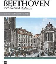 Beethoven -- 2 Sonatas, Op. 49 (Alfred Masterwork Edition)