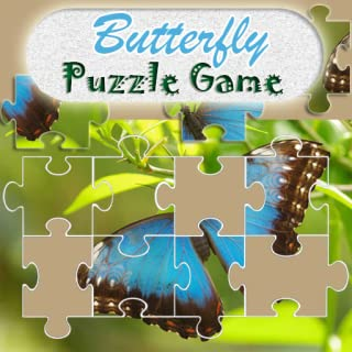 Butterflies Jigsaw Puzzle Game