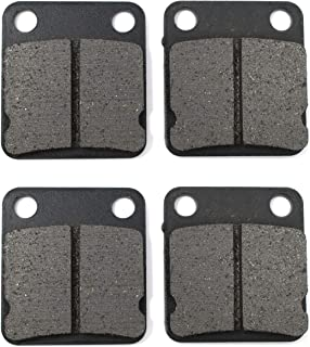 DP 0415-201 Front Brake Pads (2 Sets, 4 Pads Total) Fits Yamaha