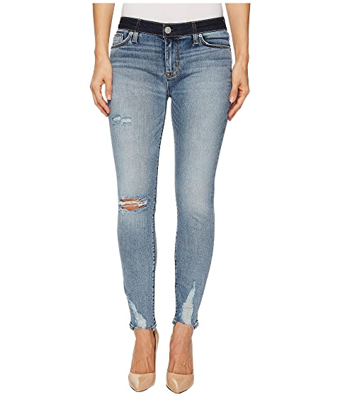 Hudson Crop Changer Nico in Mid Jeans Super Game Rise Skinny OpOrwF