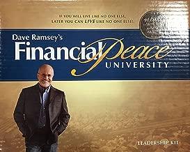 Dave Ramsey's Financial Peace University Church Leadership Kit