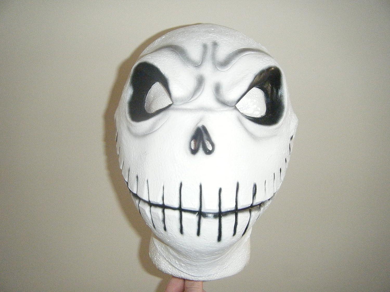 WRESTLING MASKS UK The Nightmare Before Christmas - Deluxe Latex Universal Maske