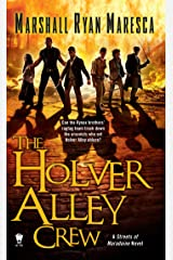 The Holver Alley Crew (Streets of Maradaine Book 1) Kindle Edition