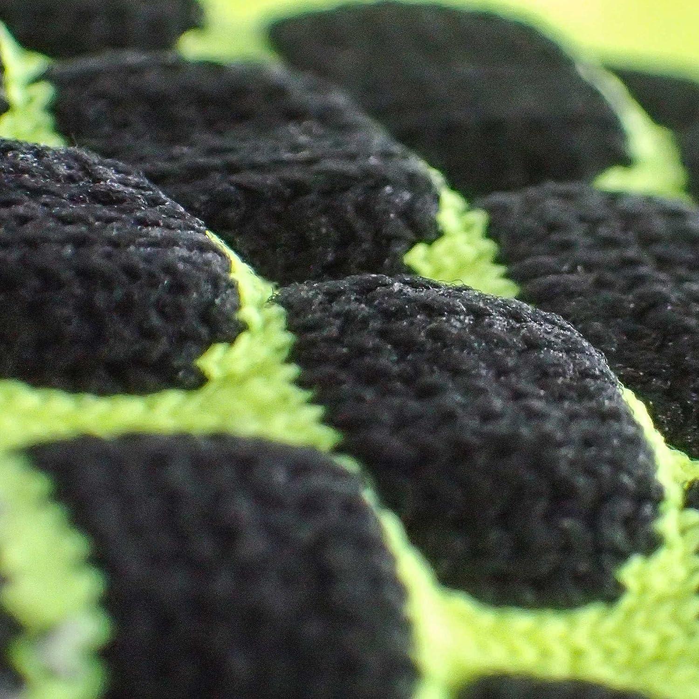 Padded Ankle Athletic Sock for Men and Women Zensah 3D Dotted Running Socks Anti-Blister Moisture Wicking
