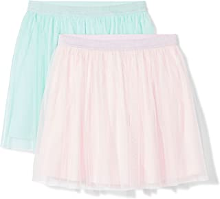 Spotted Zebra Girls' 2-Pack Tutu Skirts