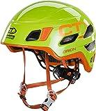 Climbing Technology Orion 6X 94209ab0ctstd Helm, Grün/Orange, S