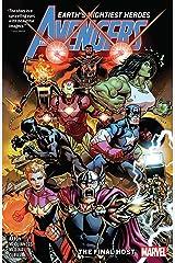 Avengers by Jason Aaron Vol. 1: The Final Host (Avengers (2018-)) Kindle Edition