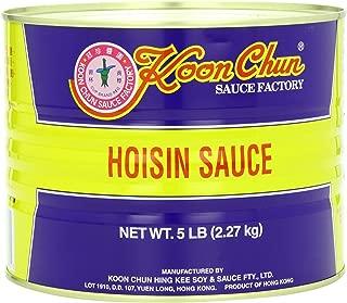 Koon Chun Sauce, Hoisin, 5 Pound