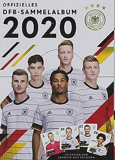 Rewe DFB EM 2020 - KOMPLETT - Album mit Allen 35 normalen Sa