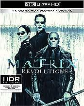 The Matrix Revolutions (4K Ultra HD)