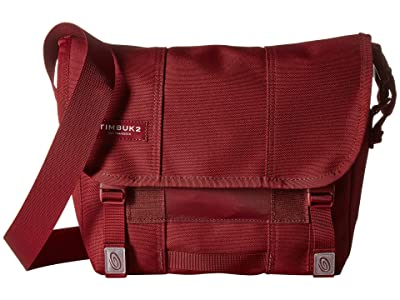 Timbuk2 Classic Messenger Extra Small (Collegiate Red) Messenger Bags