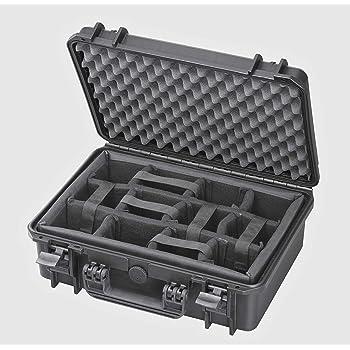 Max MAX430CAM IP67 resistente al agua nominal de tapas rígidas ...