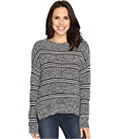 Brigitte Bailey - Marquis Striped Pullover Sweater