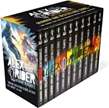 Alex Rider: The Complete Missions 1-11