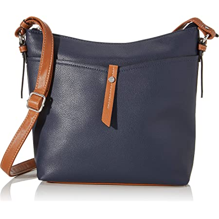 TOM TAILOR bags NOVARA Damen Umhängetasche M, 28x8,5x25