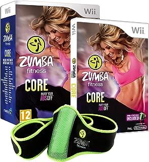 Zumba Fitness Core with Bonus Fitness Belt - WII