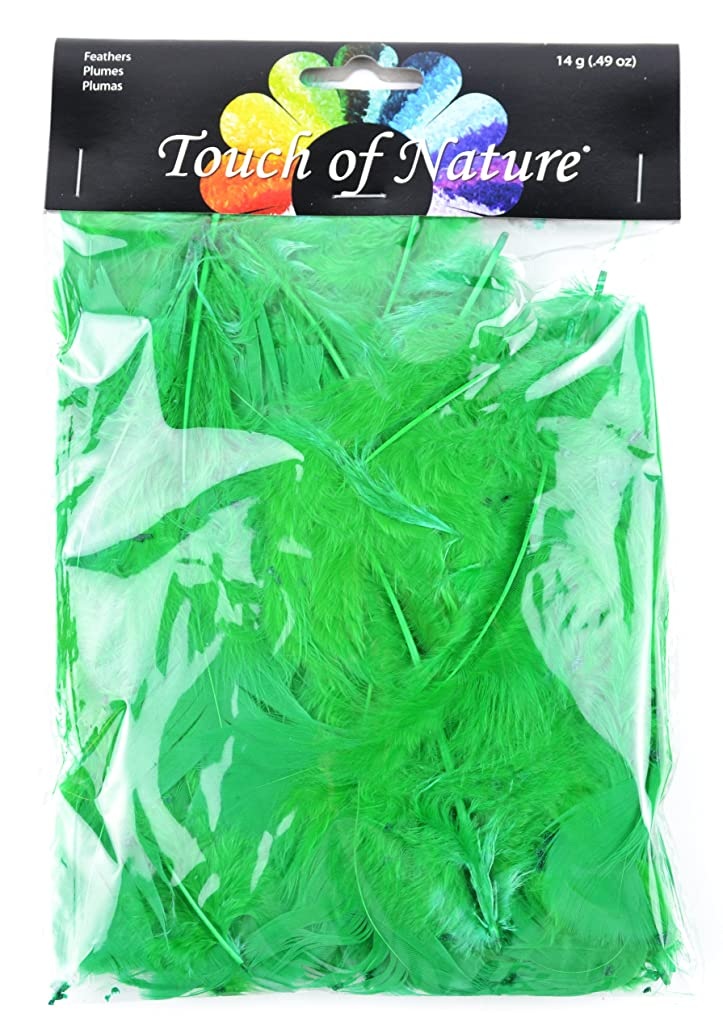 Touch of Nature 38026 Turkey Flats, 14 grams, Kelly Green