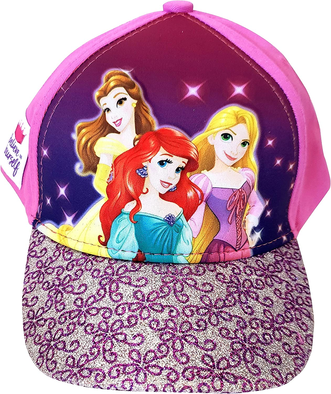 Disney Princess Girls 3D POP Baseball Cap - Believe in Yourself