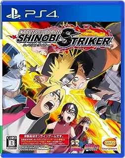Bandai Namco Games Naruto to Boruto Shinobi Striker SONY PS4 PLAYSTATION 4 JAPANESE VERSION