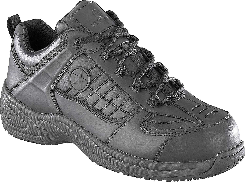 Converse C1860 Men's Street Sport Jogger Oxford Steel Toe Black