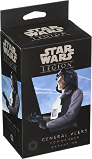 Fantasy Flight Games Current Edition Star Wars Legion General Veers Board Game