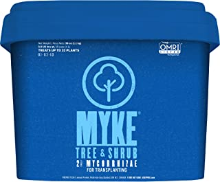 Myke TRE12 Tree and Shrub Growth Supplement Mycorrhiza, 3.6 Quarts