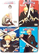 Bleach Original and Uncut Box Set Season 1-2-3-4