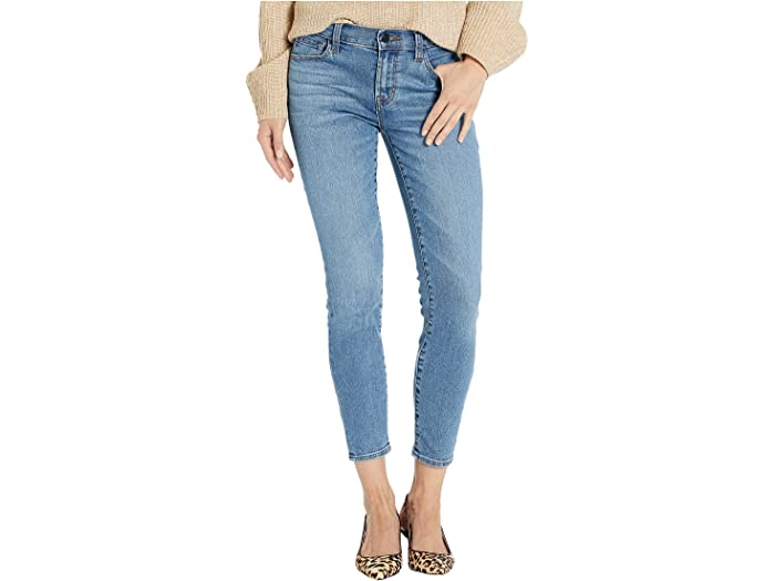 24 s beyond 25 J Brand Cropped Skinny skinny fit light blue wash