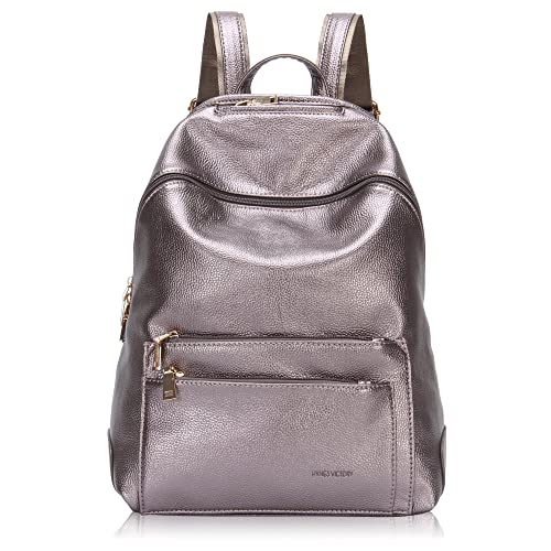 c86017bcd5b6 Hynes Victory Faux Leather Backpack for Women Dressy Campus Backpack Purse