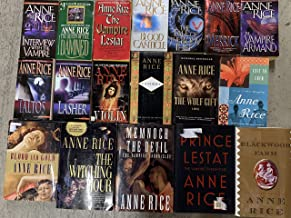 Anne Rice 18 Novel Collection Complete Vampire Chronicles and Mayfair Witches