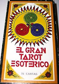 El Gran Tarot Esoterico Deck: The Great Esoteric Tarot (Spanish Edition)