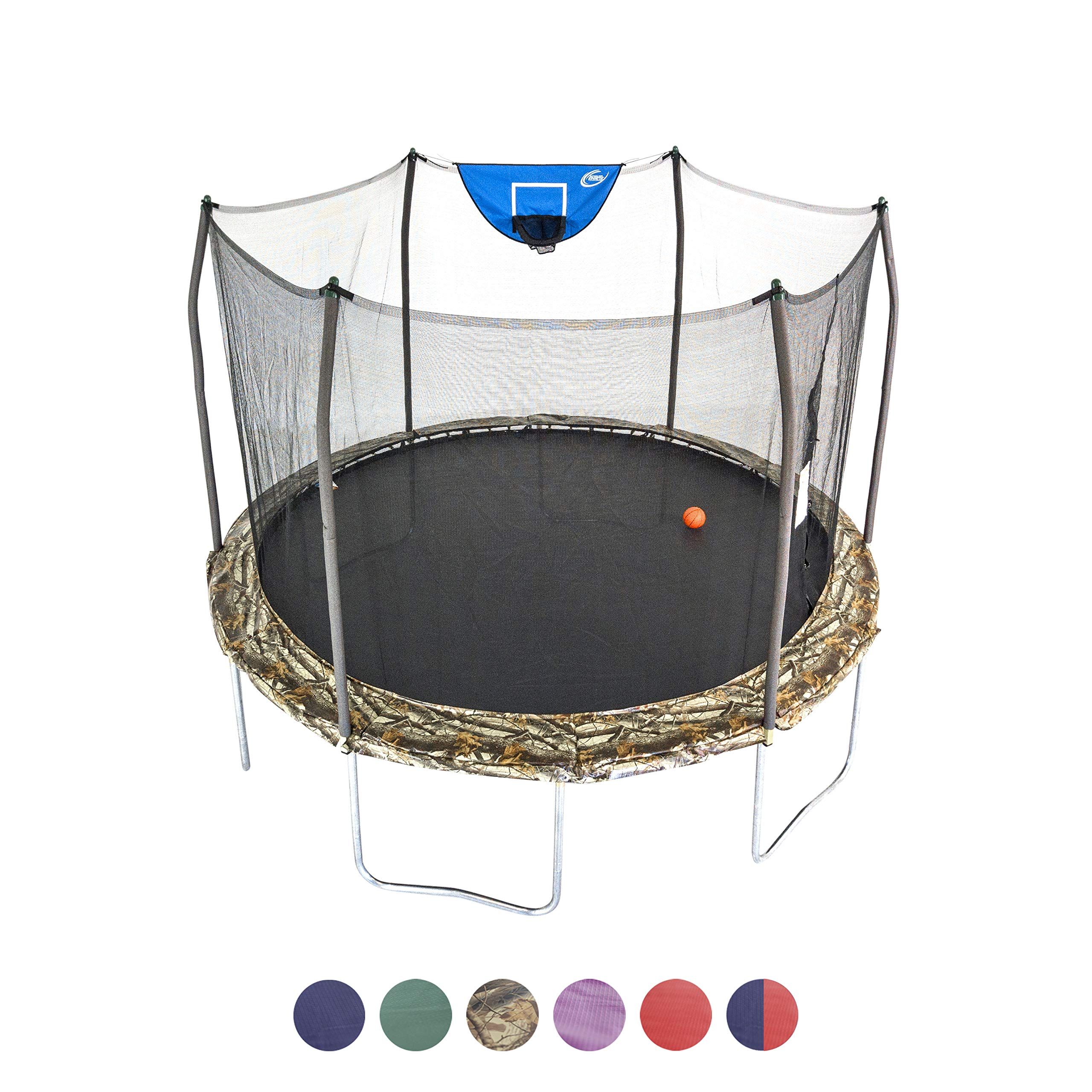 Skywalker Trampolines Trampoline Enclosure Basketball