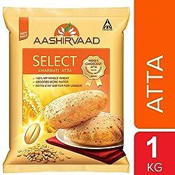 Aashirvaad Select Atta, 1 kg