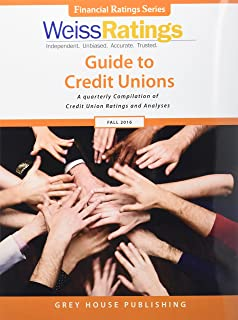 Weiss Ratings Guide to Credit Unions, Fall 2016
