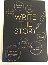 Write the Story: Creative Writing Journal Notebook - Writers Teaching Class Project Learning Art School - 100 Storylines To Spur Creativity And Imagination