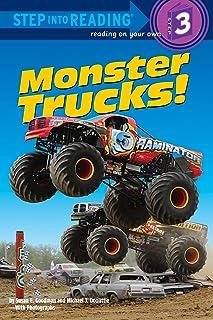 Monster Trucks!: Step Into Reading 3