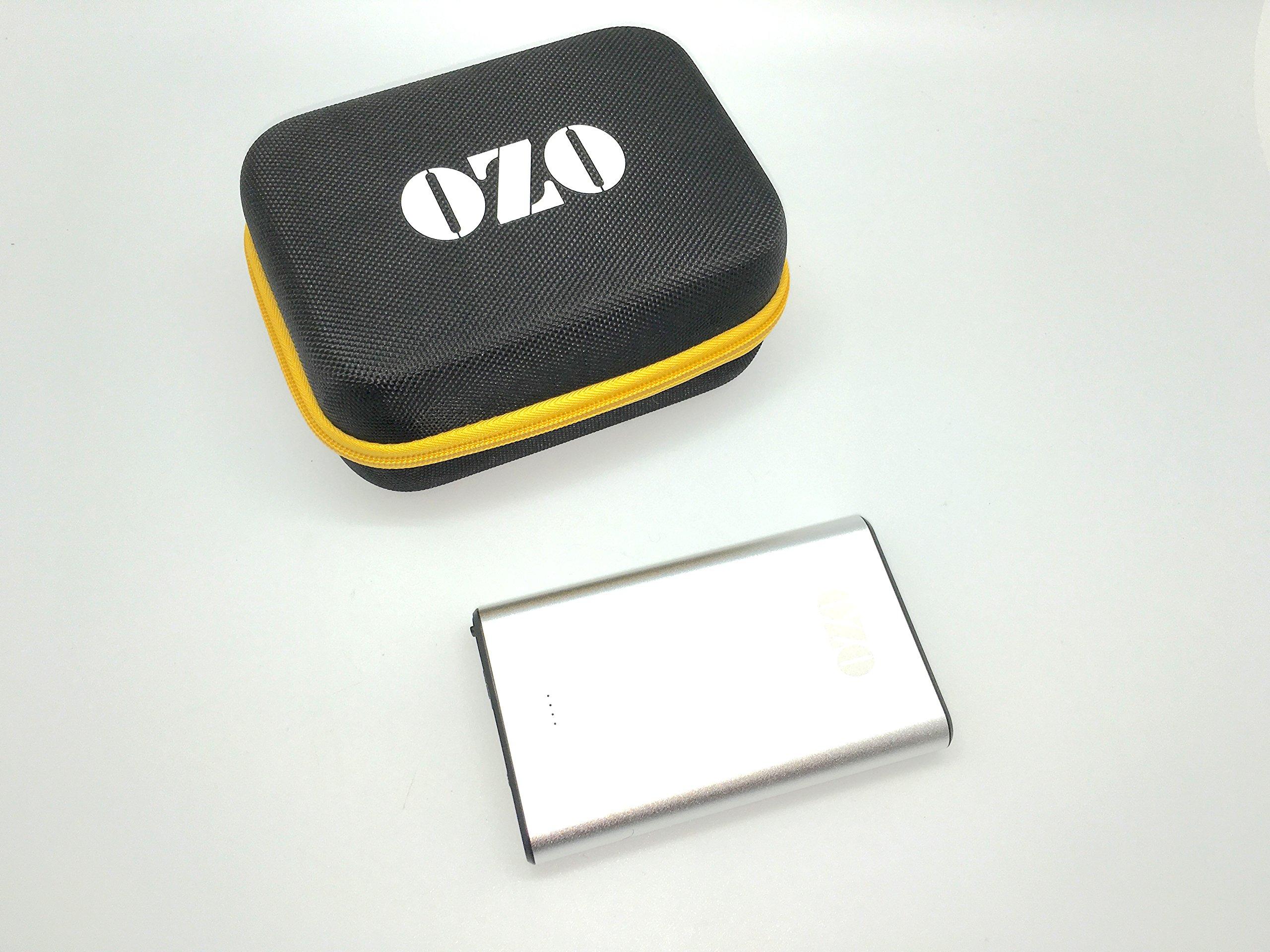 Batterie externe Powerbank Start Booster d/émarrage Lithium G10 OZO D/émarreur voiture Jump Starter
