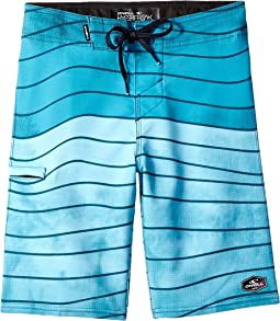 O'Neill Kids - Hyperfreak Swell Superfreak Boardshorts (Big Kids)