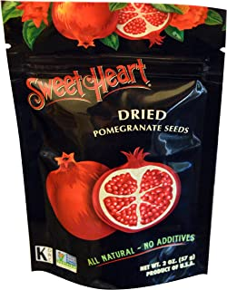 2 Oz. Sweetheart Dried Pomegranate Seeds