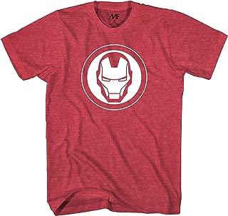 Best iron man red t-shirt Reviews