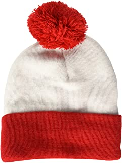 Snowstar Duo Two-Tone Winter Beanie Hat