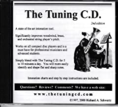 The Tuning CD by Richard A. Schwartz