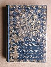 Pride and Prejudice, 1894 Peacock design on cover