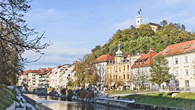 Monsters, medieval prisons, and quirkiness in Old Town, Ljubljana