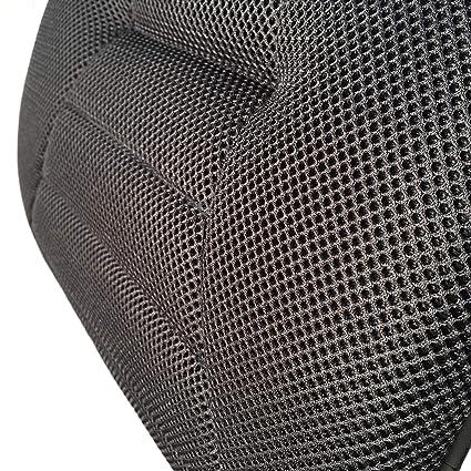 Sitwell Comfort Rückenkissen Mit Stoffbezug Stoff 3d Black Baby