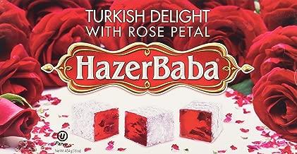 hazer baba rose turkish delight