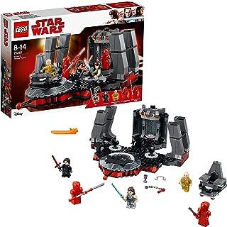 LEGO Star Wars: The Last Jedi Snoke's Throne Room 75216 Playset Toy