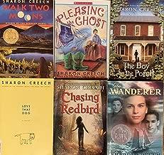 Sharon Creech Fiction Collection 5 Book Set