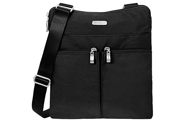 353545d73928 Baggallini Horizon Lightweight Crossbody Bag –Multi-Pocketed